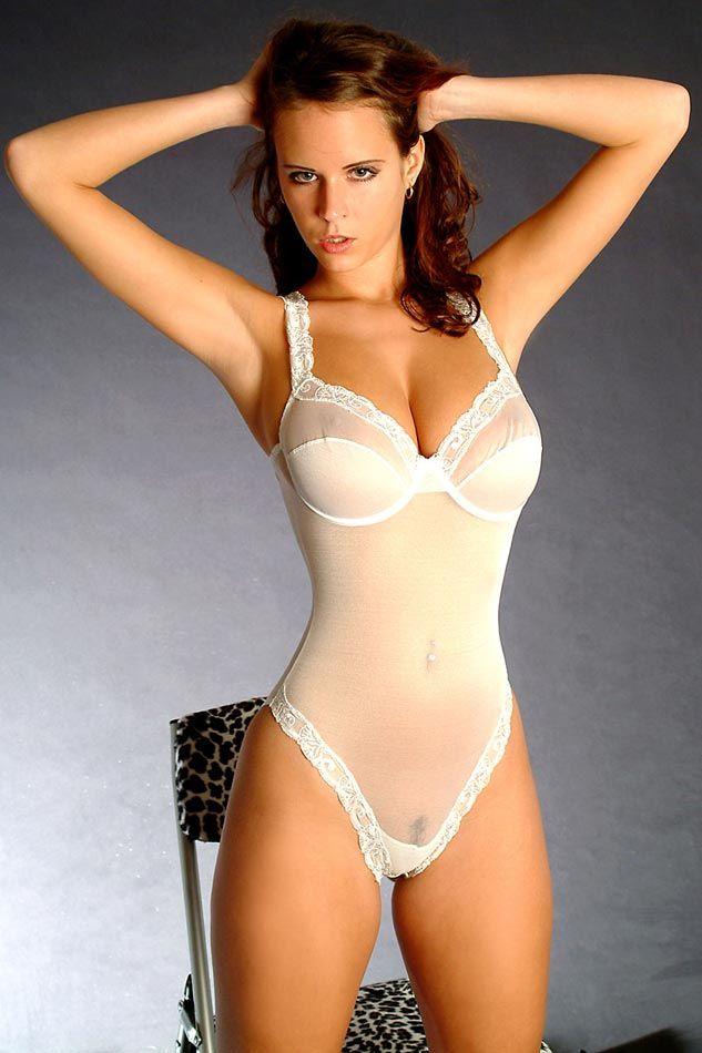 Raylene richards white lingerie