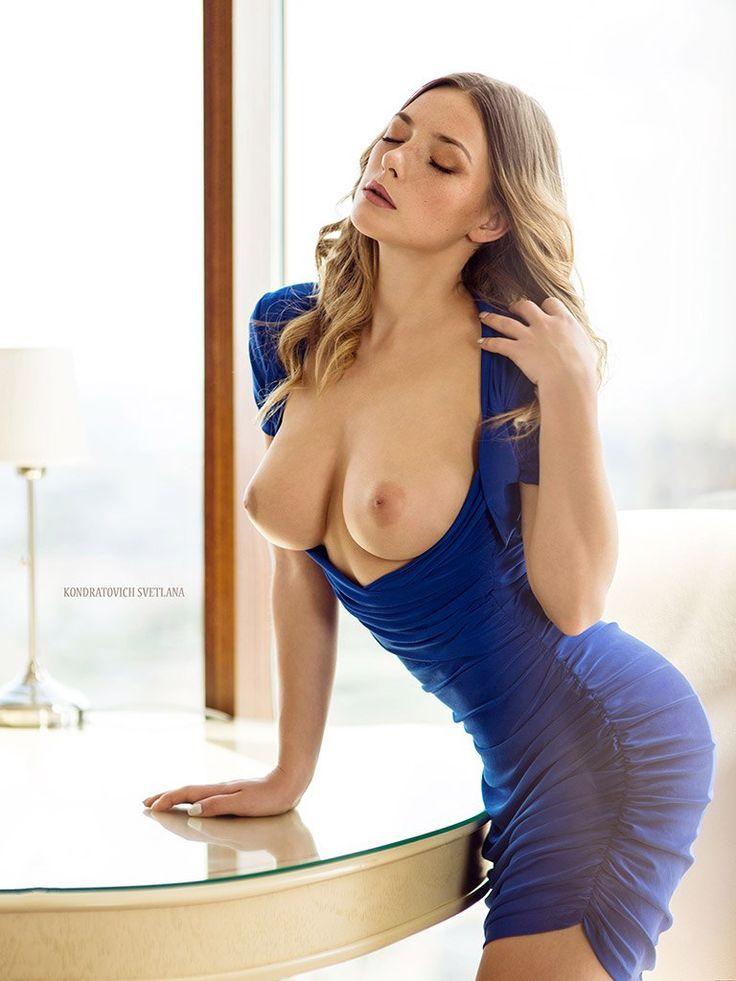 olga Nude russian model