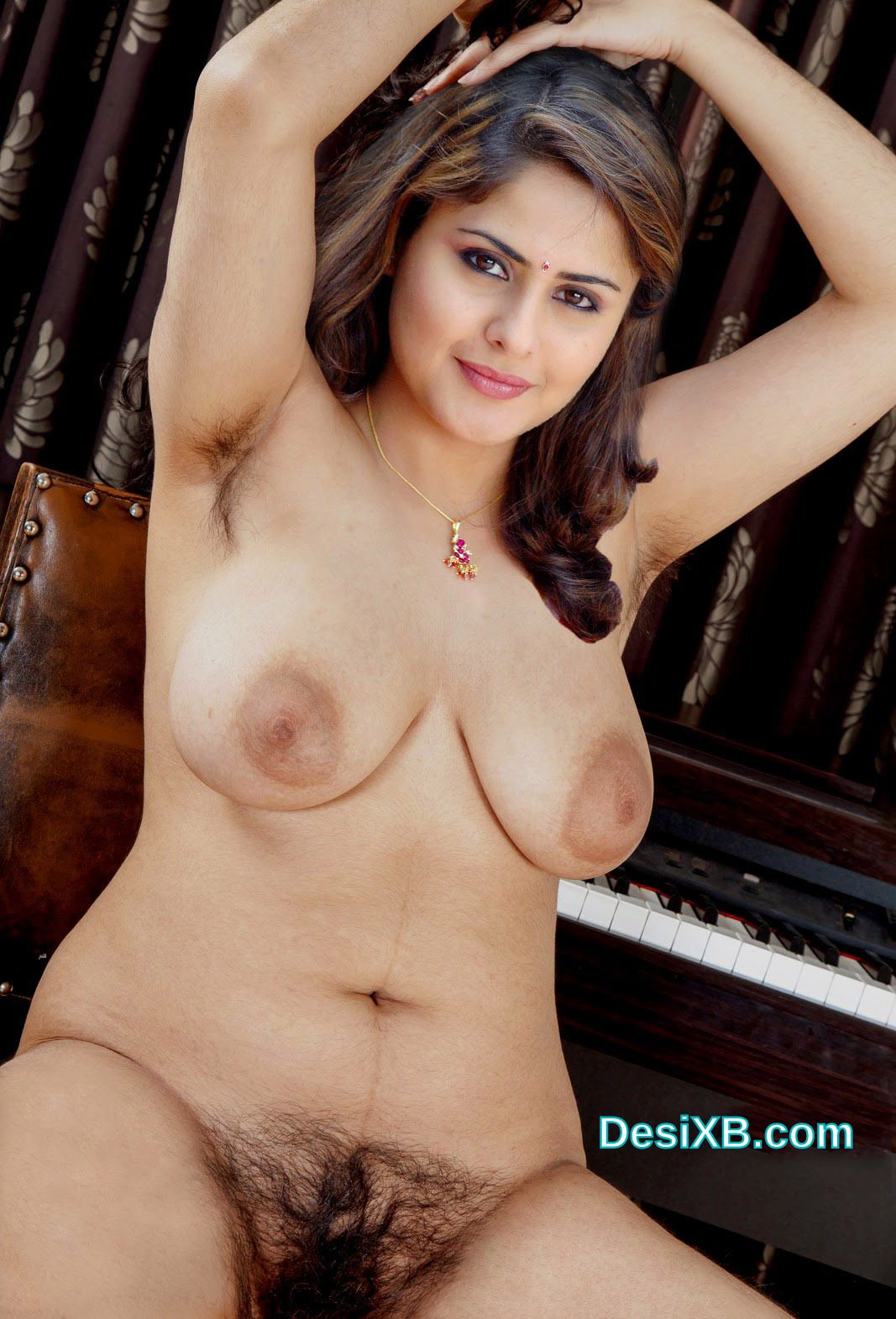 Hot naked girls hairy pussys