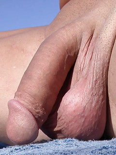 Shaved twink boys cock