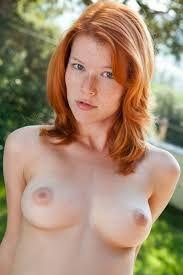 Redhead irish girl nude