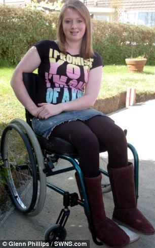 nude Paraplegic girls