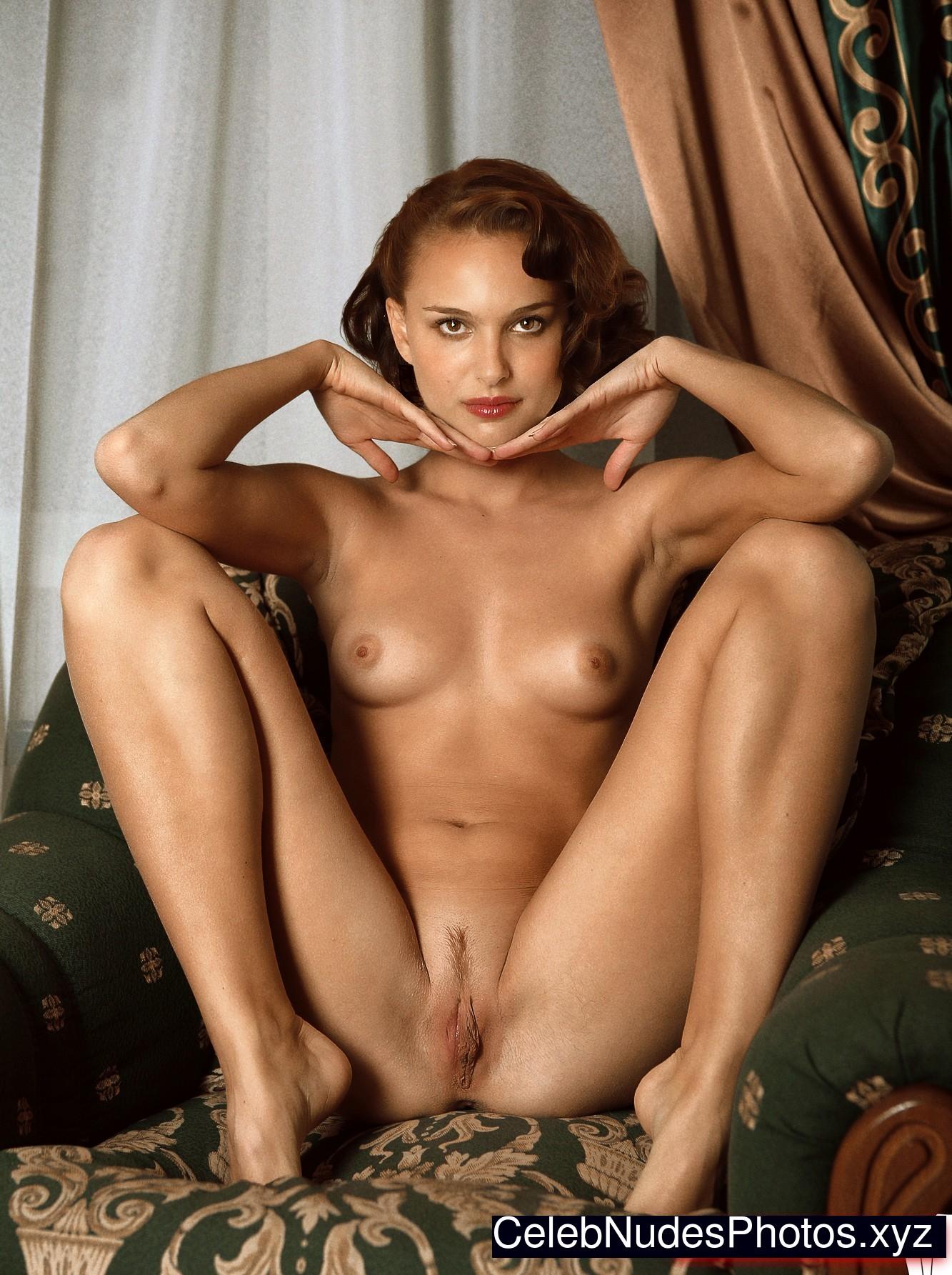 naked fakes portman Natalie