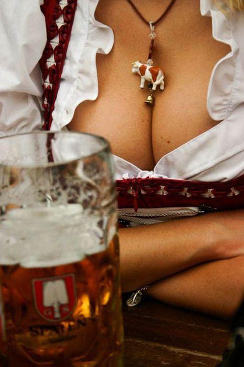 Pinterest hot beer girls