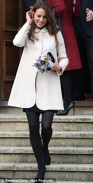 Kate middleton pantyhose fake