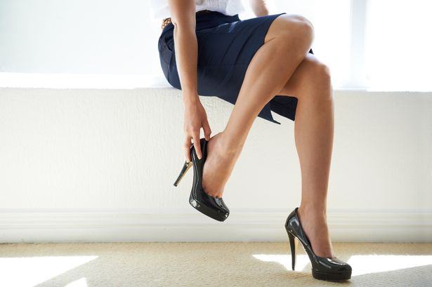skirts heels high Short and
