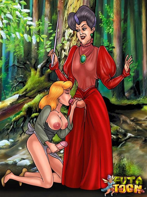 Princess disney shemale porn