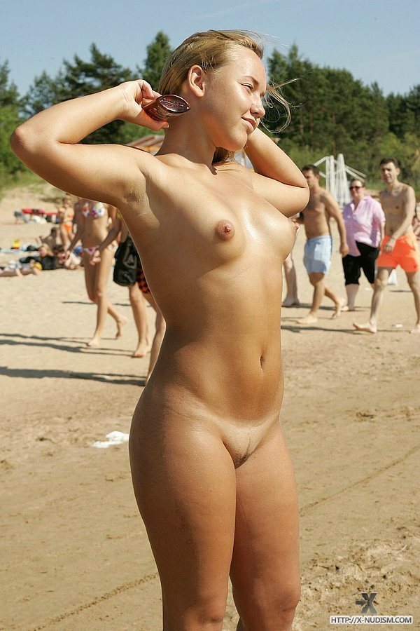 European family nudist beaches