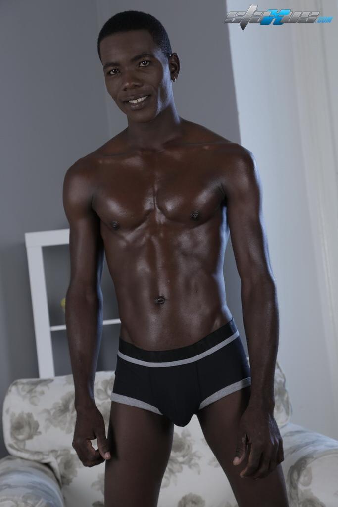 Skinny black boys with big cocks