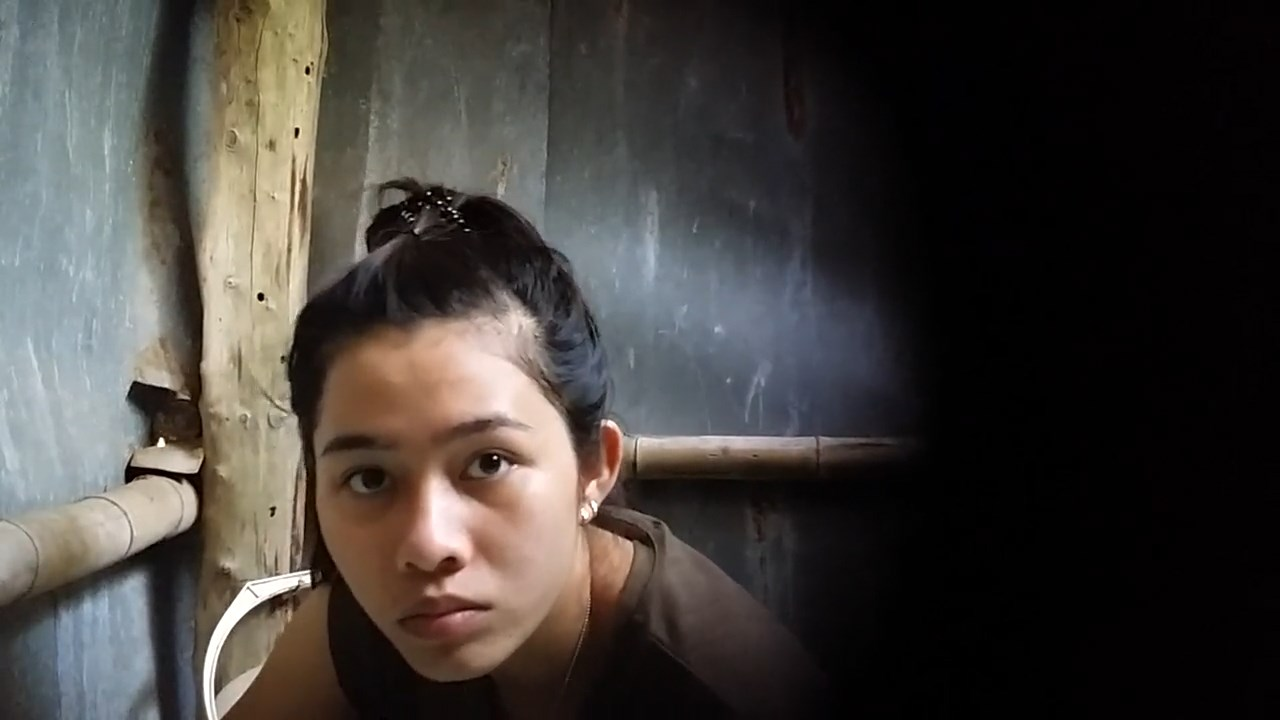 Shower vietnam voyeur