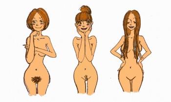 after woman wax Brazilian