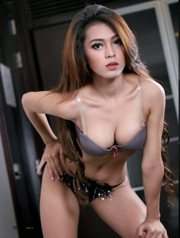 Asian indonesian nude models