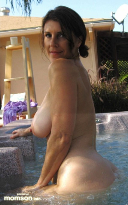 Horny nudist family