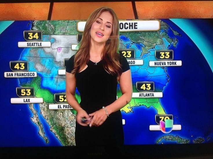 weather guerrido jackie Hot girl