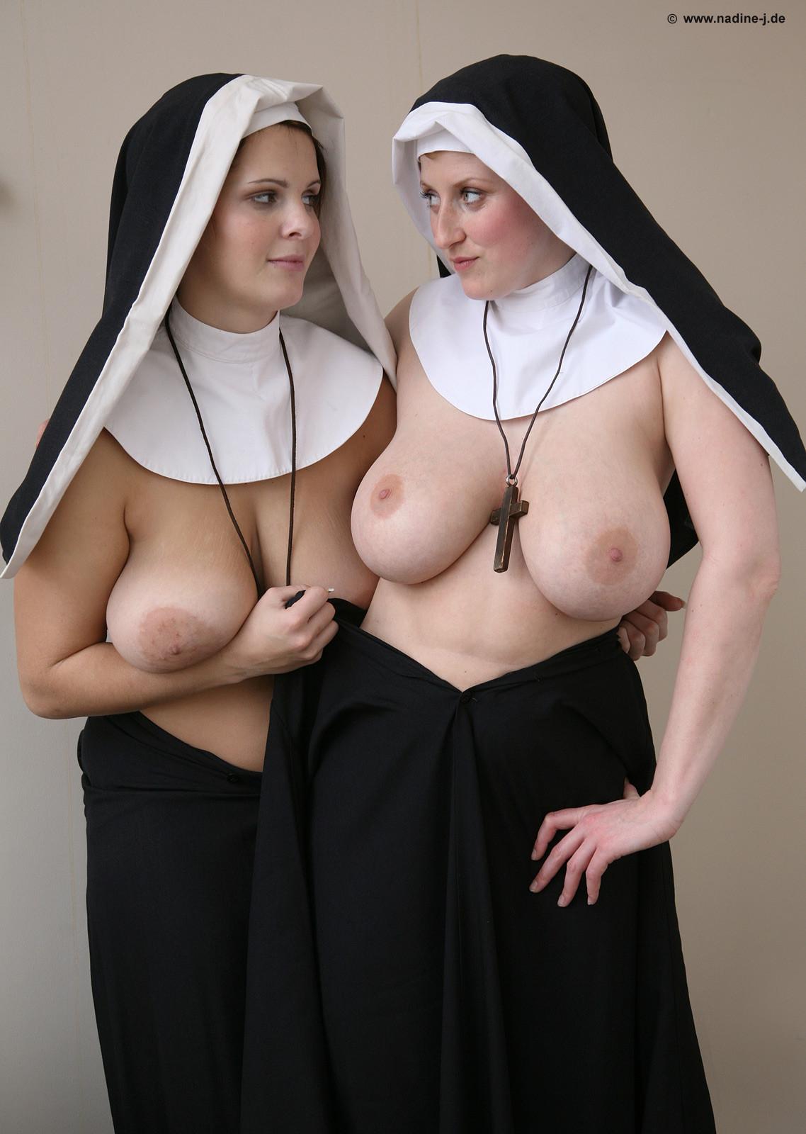 Xxx naked nun
