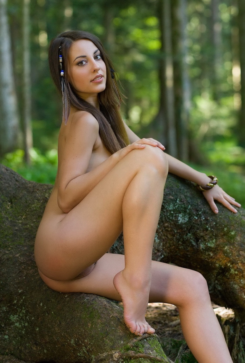 Native american nude