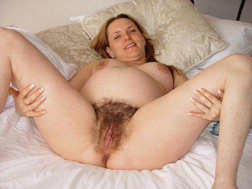 Pregnant hairy pussy tumblr