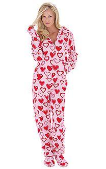 pajamas Nude girl in footy