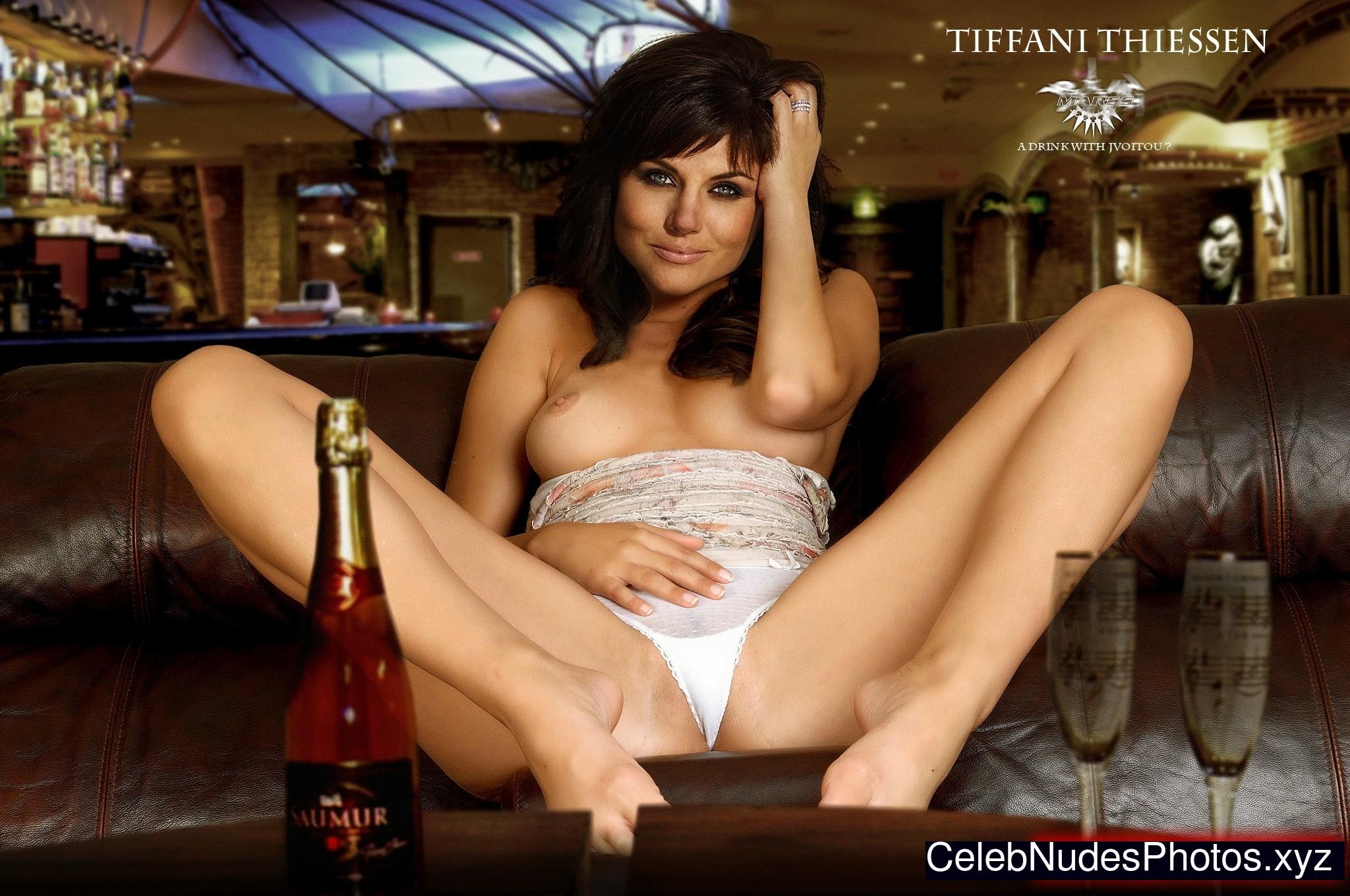 Tiffani amber thiessen porn