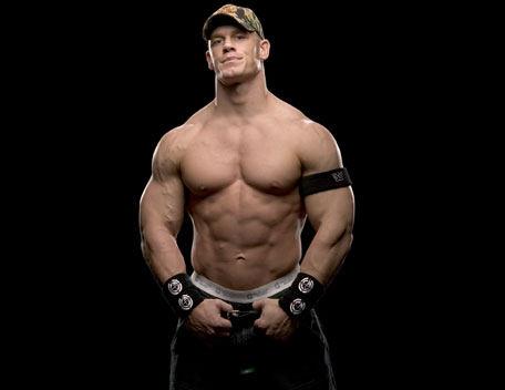 John cena bodybuilder