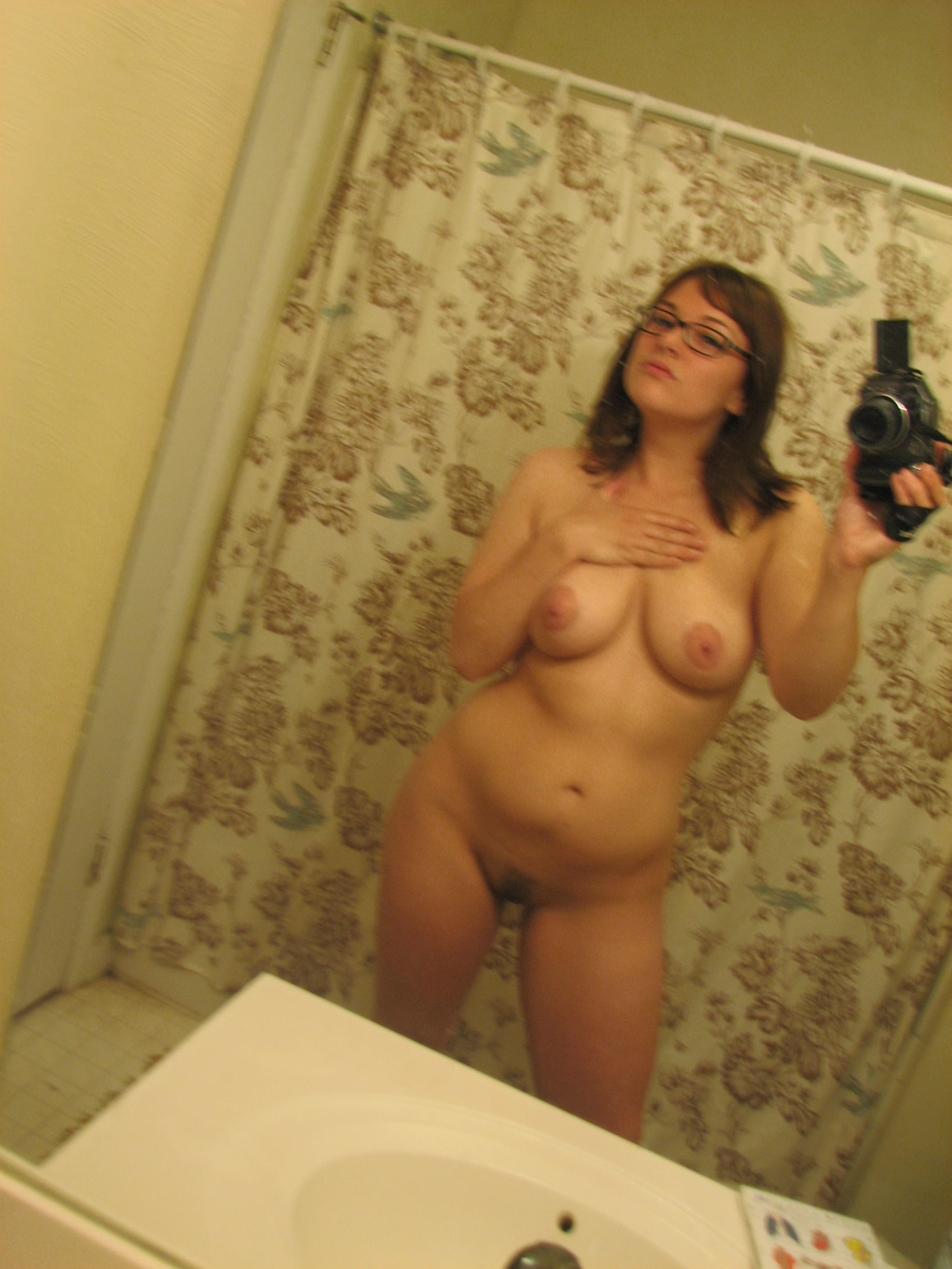 Chubby amateur self shot bbw