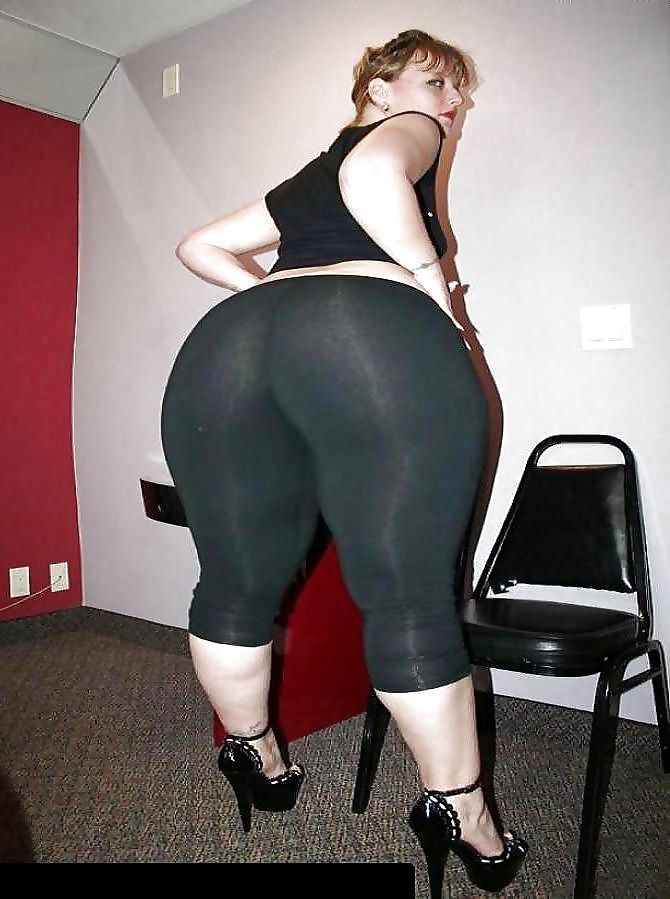 hips with big women wide ass White