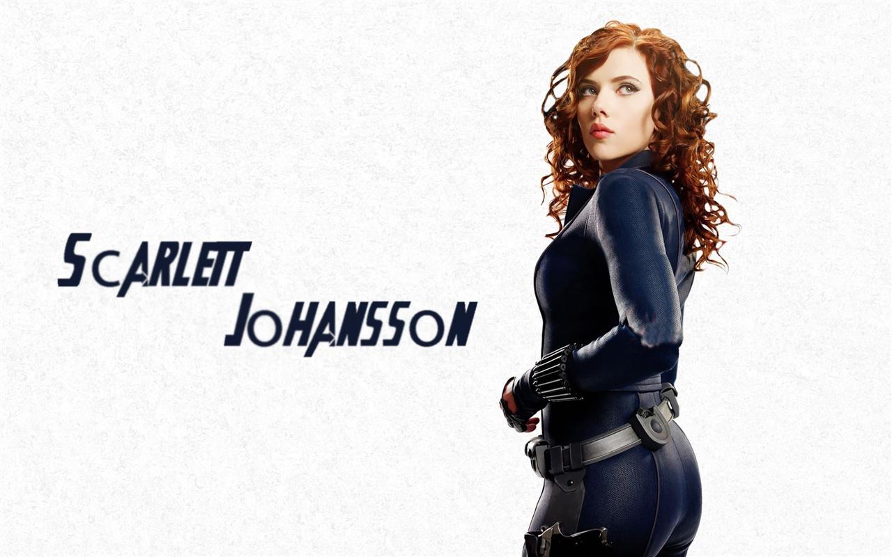 Scarlett johansson avengers hot