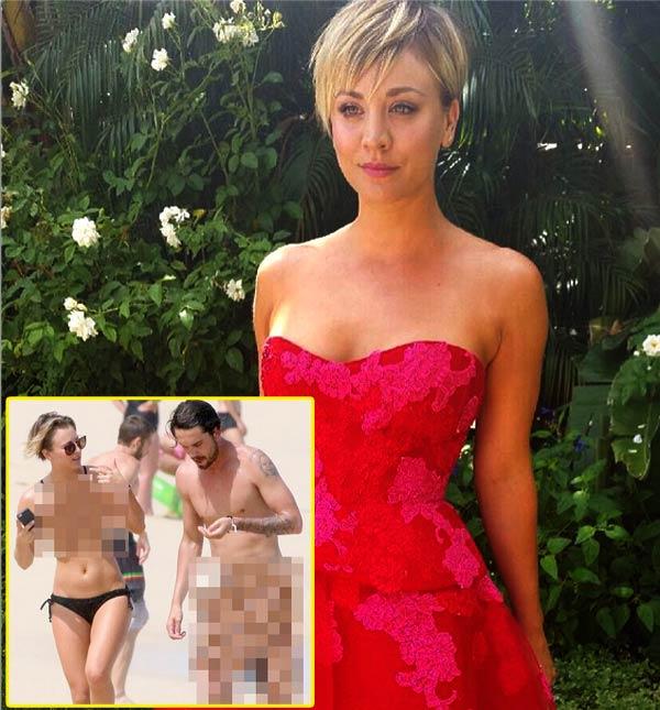 Big bang theory actress nude