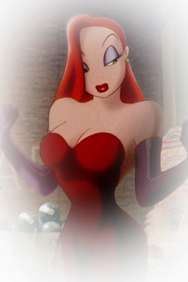 Jessica rabbit cartoon sex