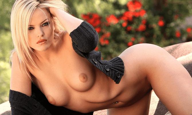 Famous blonde porn stars