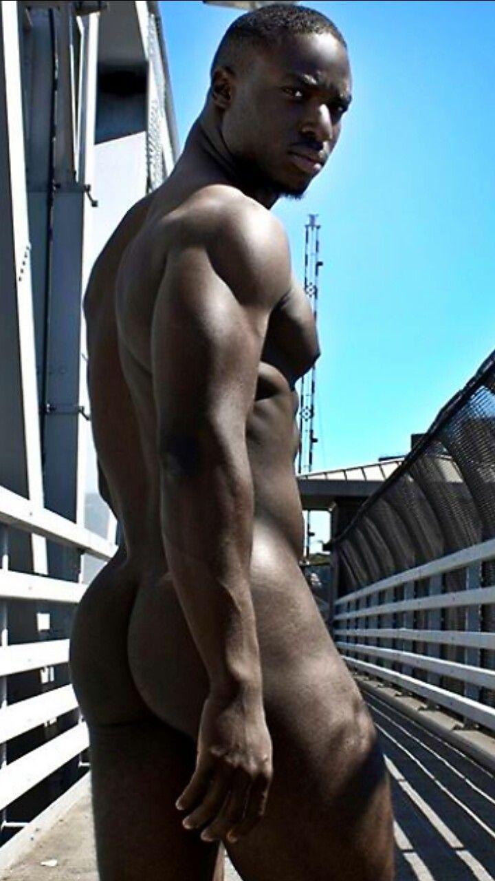 Black gay butt machine