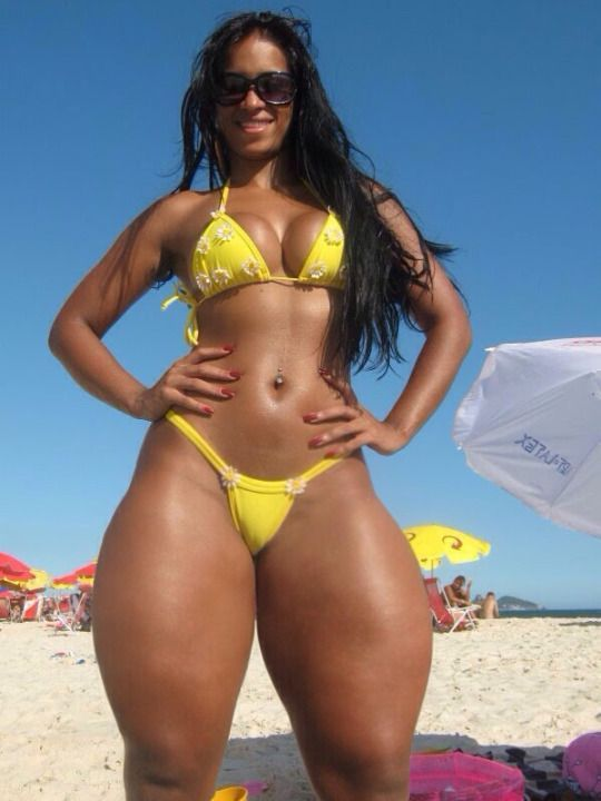 hip women Wide brazilian