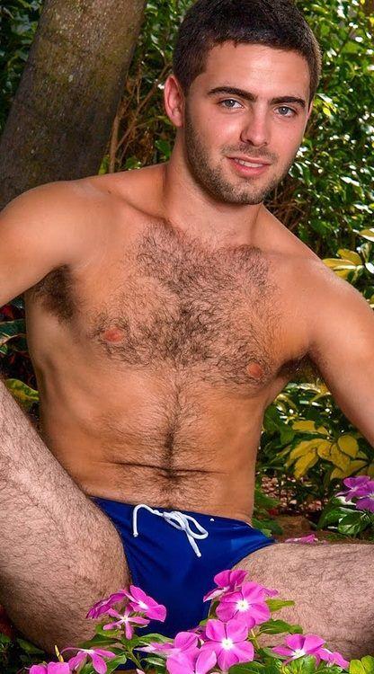 Hairy josh long gay porn