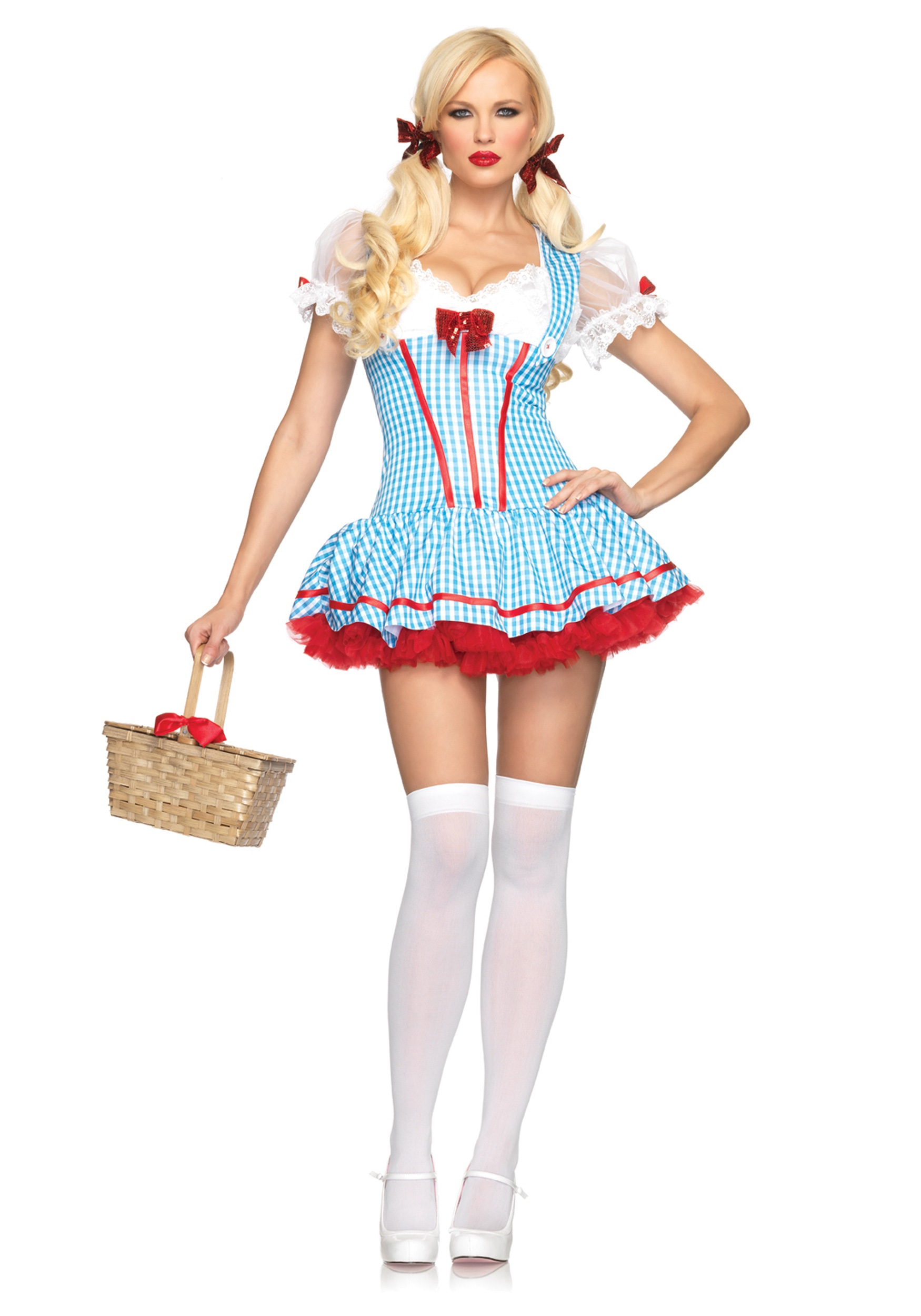 Sexy dorothy from wizard of oz costume