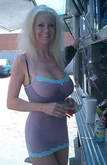 see women in thru dress Pinterest mature