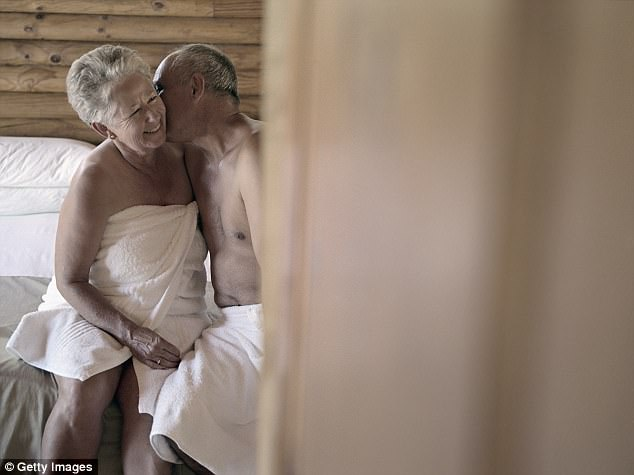 Old man and women sex