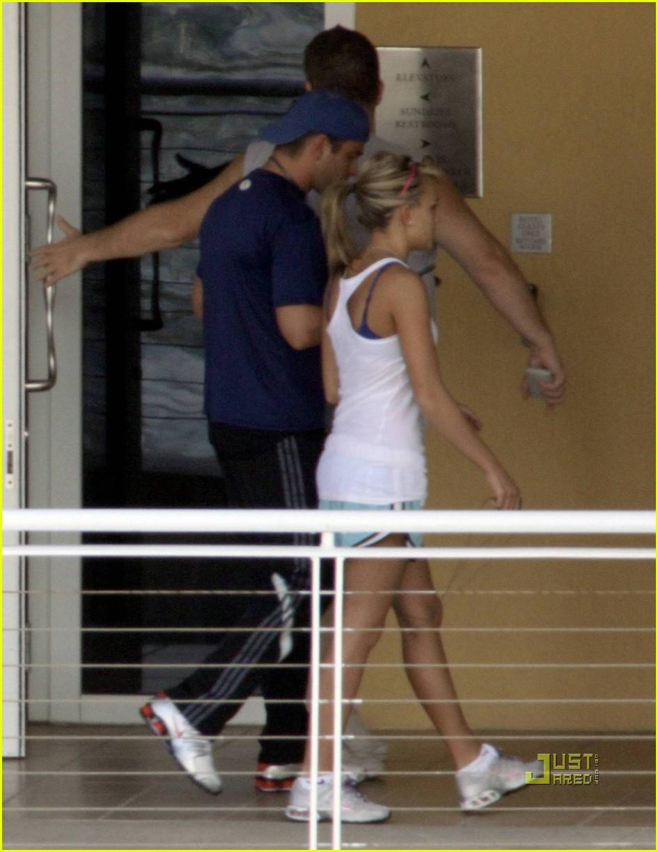 federline Britney balcony kevin spears