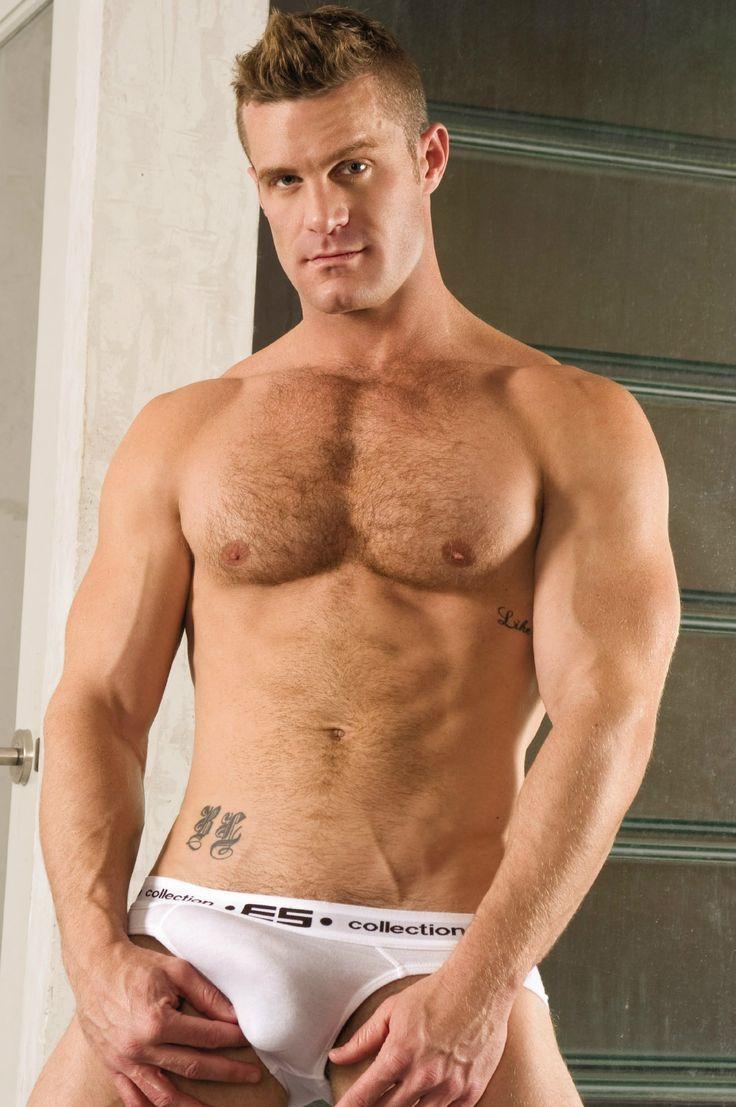 underwear bulges Muscle