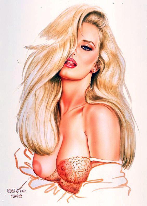 fantasy nude girls pin Modern up