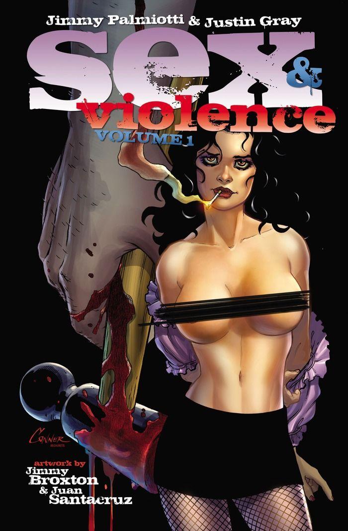 Amanda sex comics