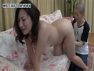 Japanese mature hairy pussy