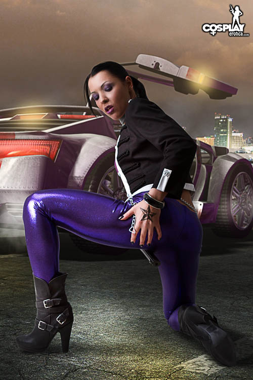 Saints row shaundi nude cosplay