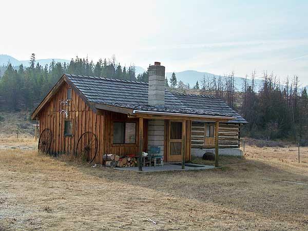 Montana tiny house