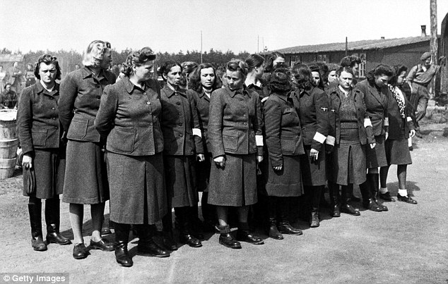 Nazi concentration camps women
