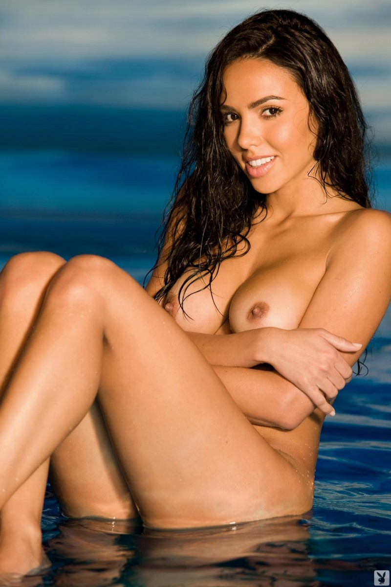 Spanish playboy models nude