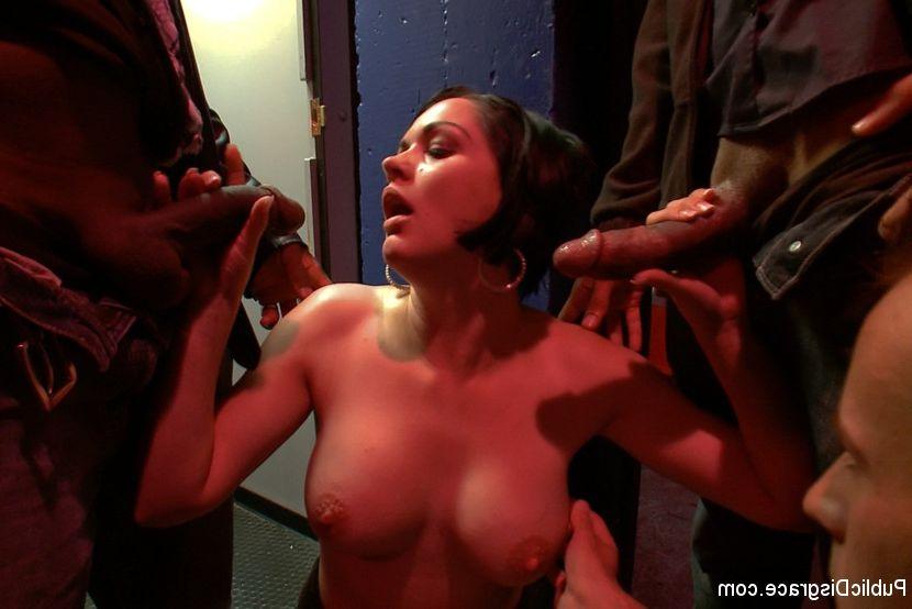 Skinny redhead porn star