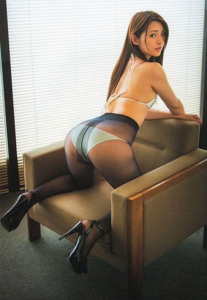 Fetish pantyhose nylon sex