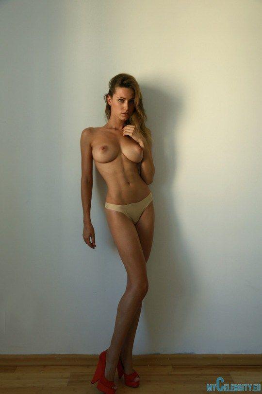 Nude russian model olga