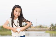 Young asian girls making love