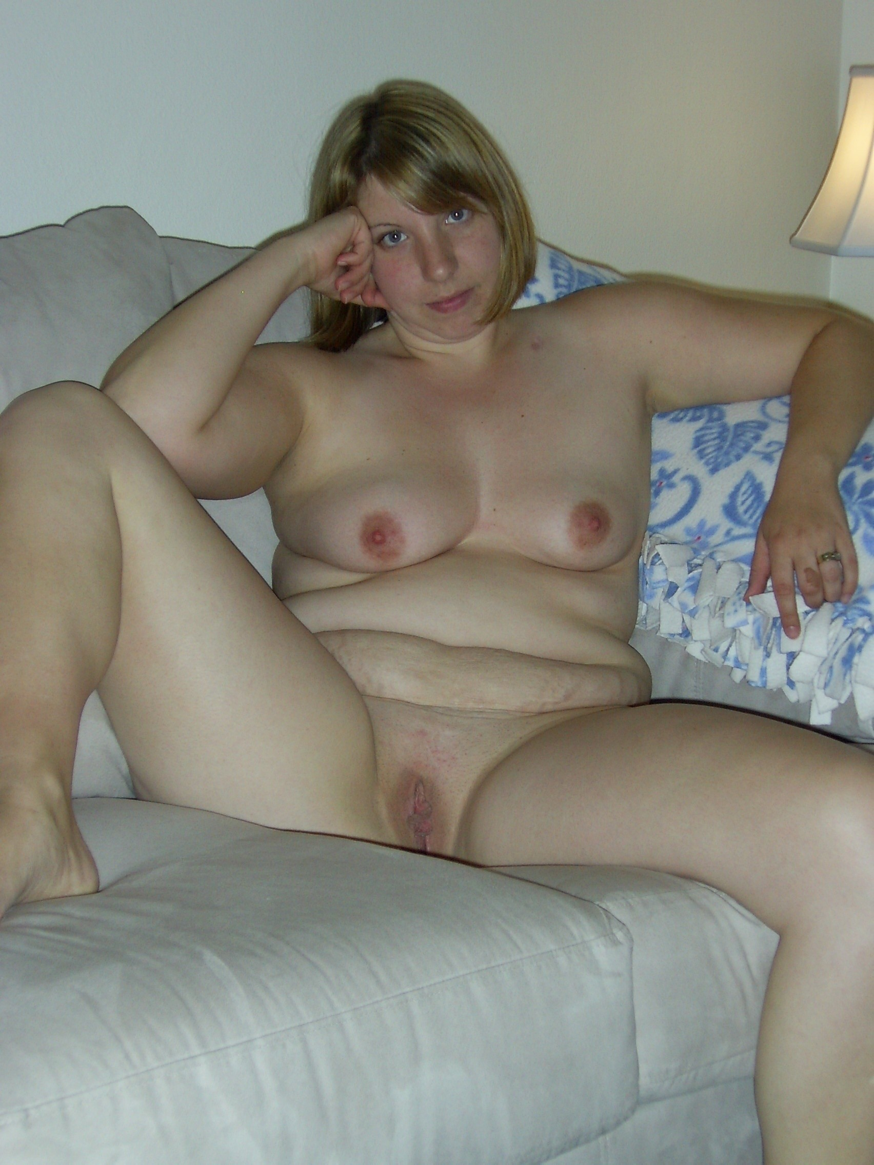 Big and beautiful woman nude